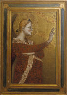 The Annunciation: The Angel