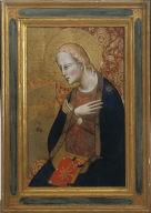 The Annunciation: The Virgin