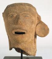 Head of Xipe Totec