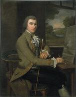 Portrait of Colonel William Taylor