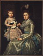 Portrait of Mrs. William Taylor