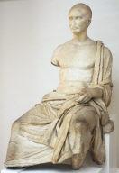 Seated Poet