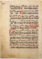 """Gradual Leaf with """"Horseshoe Nail"""" Notation"""