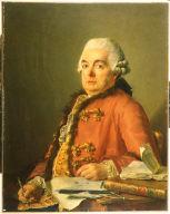Portrait of Jacques-Francois Desmaisons