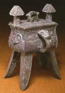 Ritual Vessel, Type Fang-Chia