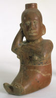 Vessel in the Form of a Seated Woman