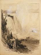 The Horseshoe Falls from Goat Island