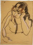 Portrait of a Woman (Reverie)