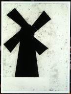 Untitled (White on Black)