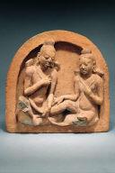 Two Figures, Probably Rama and Lakshmana