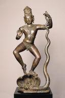 Krishna Dancing on Kaliya (Kaliyahimarddaka Krishna)
