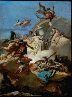 Apotheosis of Aeneas