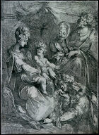 [The Virgin and Child with three Saints, The Virgin and Child with the Magdalen and Saint Anne]