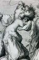 [Three Maries going to the sepulchre, Reverse Copy of Bellange's Three Holy Women]