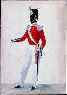 Figure of an Officer