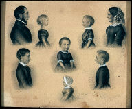 Portrait of a Family of Eight