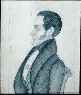 Portrait of Dr. George Livingstone