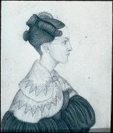 Portrait of Mrs. George Livingstone