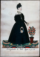 Portrait of Elizabeth A. Fall