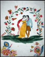 Lovers in a Bower