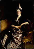 Mrs. Edward Darley Boit (Mary Louisa Cushing)