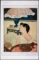 [The Lamp, L'abat-jour, 1891, The Lamp]