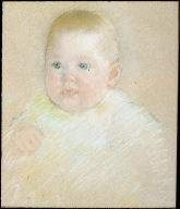 Head of a Baby
