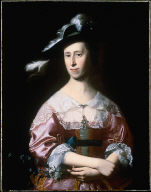 Mrs. Samuel Quincy (Hannah Hill)
