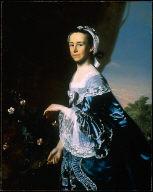 Mrs. James Warren (Mercy Otis)