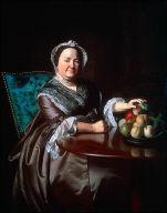 Mrs. Ezekiel Goldthwait (Elizabeth Lewis)