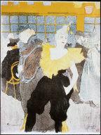 La Clownesse au Moulin-Rouge