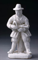 Man with Bagpipe