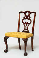 Side chair, Rococo