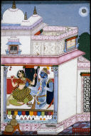 Deshavarari Ragini, from a Ragamala series