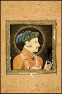 Small Portrait of Jahangir