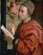 St. Luke Drawing the Virgin