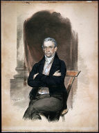 Portrait of Benjamin Bussey (1757-1842)
