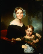 Georgianna Buckham and Her Mother