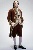 Suit (Coat, waistcoat and breeches)