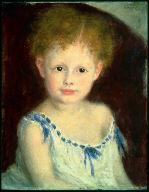 Jacques Bergeret as a Child
