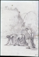 [Study for Gleaners, Study for Gleaners]