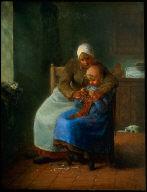 Knitting Lesson (II)