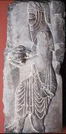 Relief of a Persian servant