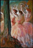 Dancers in Rose