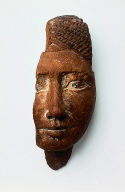 Fragmentary head of a lady