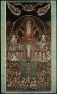 Sakyamuni Buddha Expounding the Law
