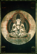 [Ichiji kinrin, the Cosmic Buddha of the Golden Wheel, Ichiji kinrin zo]