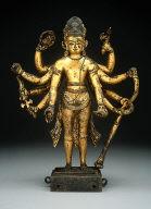 Vishnu in His Universal Form (Vishvaruapa Vishnu)