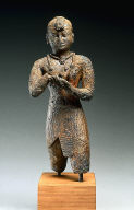 Statuette of a Kushite king, possibly Taharka