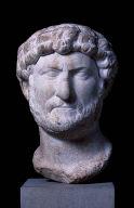 Portrait head of the Emperor Hadrian